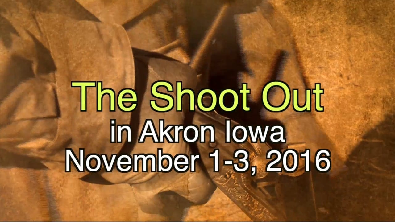 2016 Iowa Shootout